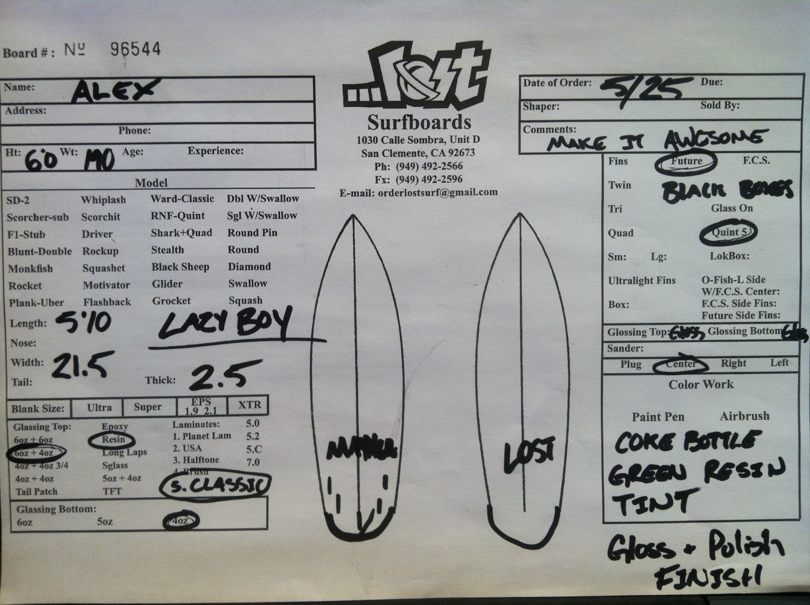 how to read surfboard dimensions