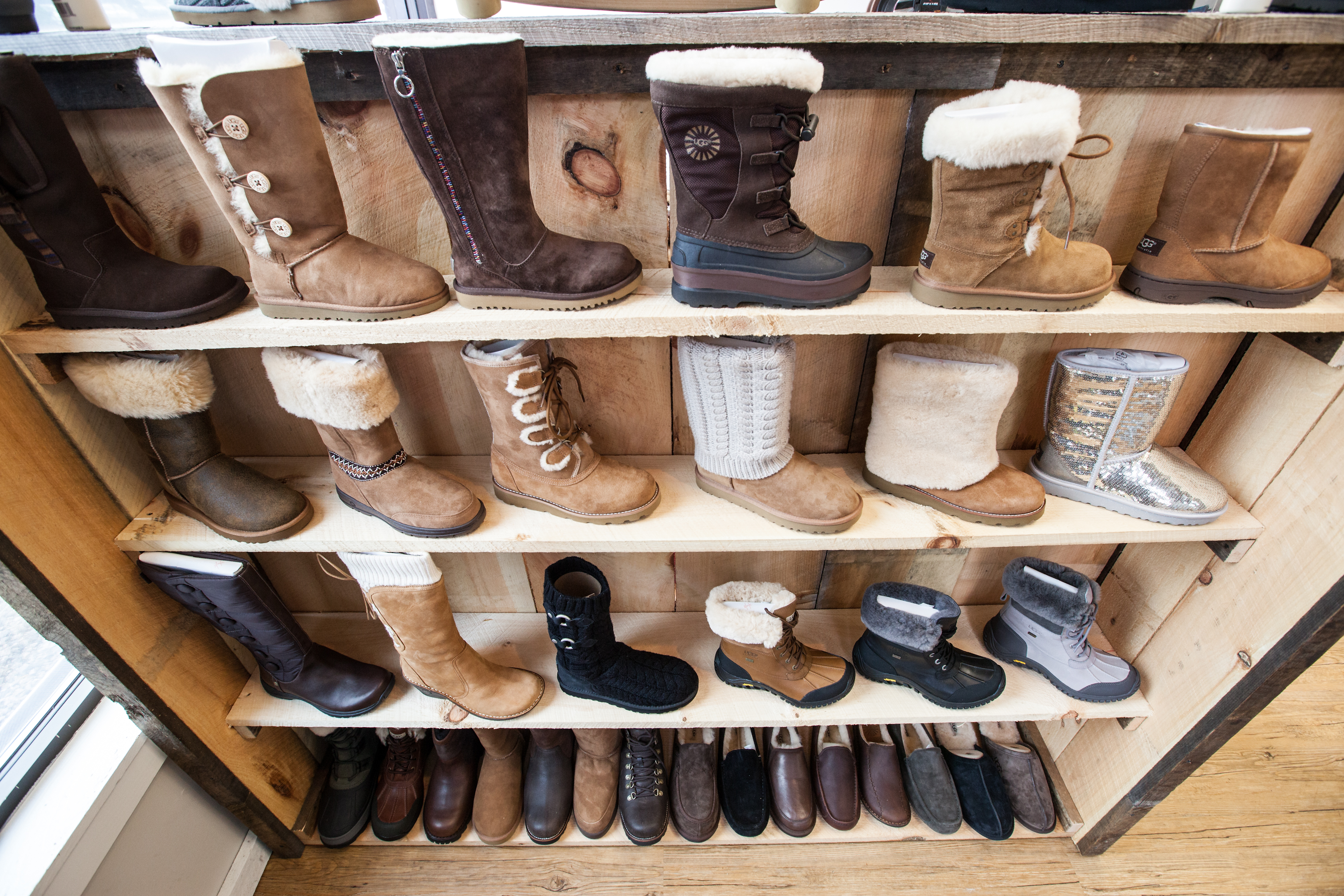Men's and women's Ugg Boots